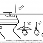 Beginners Archery - Stance & Nock
